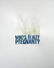 who's really pregnant?